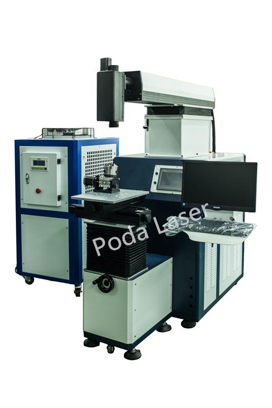 Four Axis Automatic Welding Machine PD-W200FD/W400FD