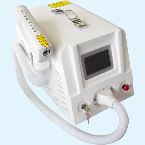 Portable Q-switch 1064&532nm laser tatoo removal