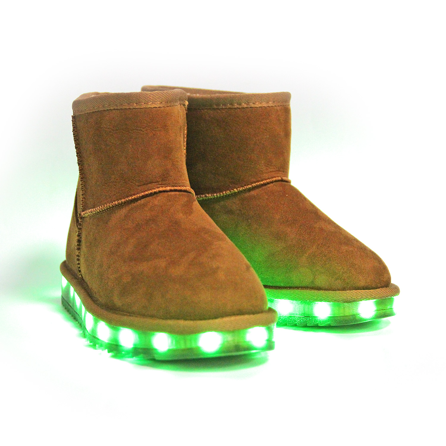 Best Price and Hot Selling LED Flashing Boots for Winter Popular Winter Boots