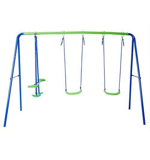 3-1 Metal Swing Set