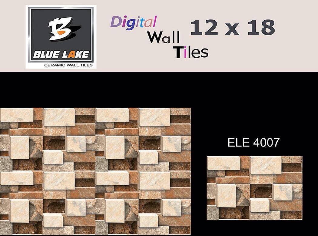 300 x 450 mm digital wall tiles - BLUE LAKE CERAMIC PVT LTD