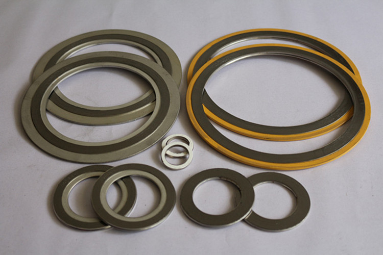 ASME B16.20 Stainless Steel Spiral wound gasket with graphite filled