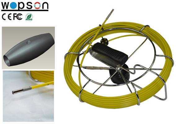 WOPSON Mini 6mm sewer pipe inspection camera