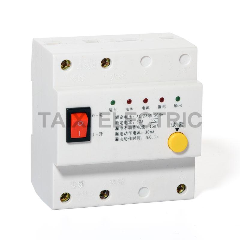 TXZD1-63 Residual Current Circuit Breaker