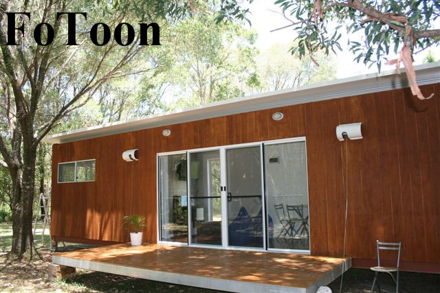 Prefab 40ft Container House