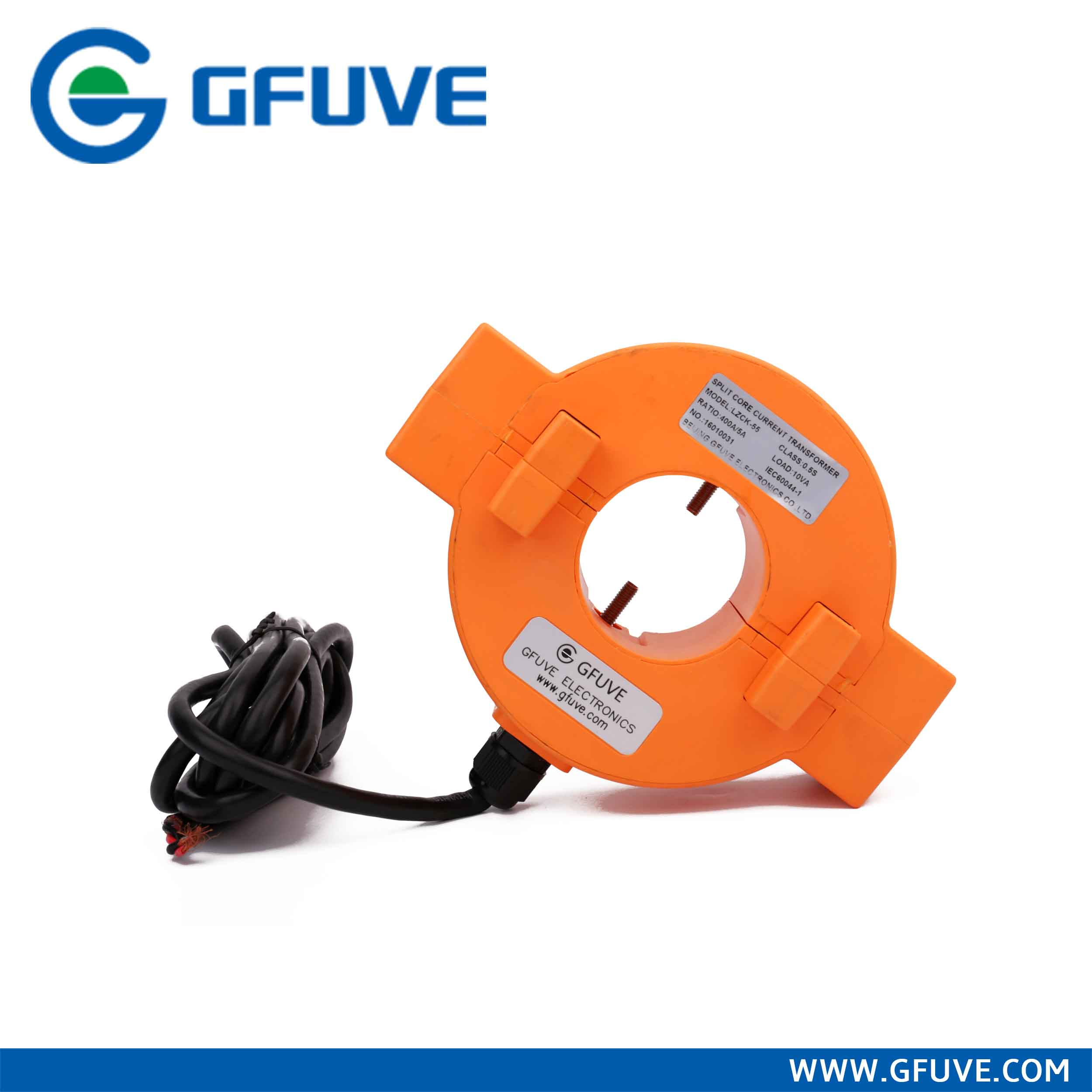 LZCK-55 SPLIT CORE CURRENT TRANSFORMER