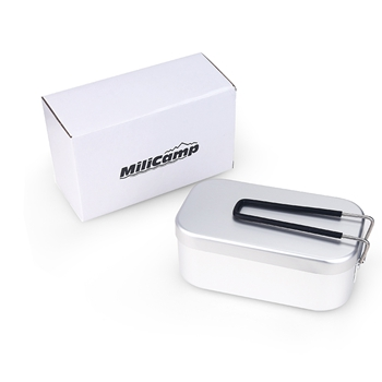Hight quality hiking food packaging lunch box