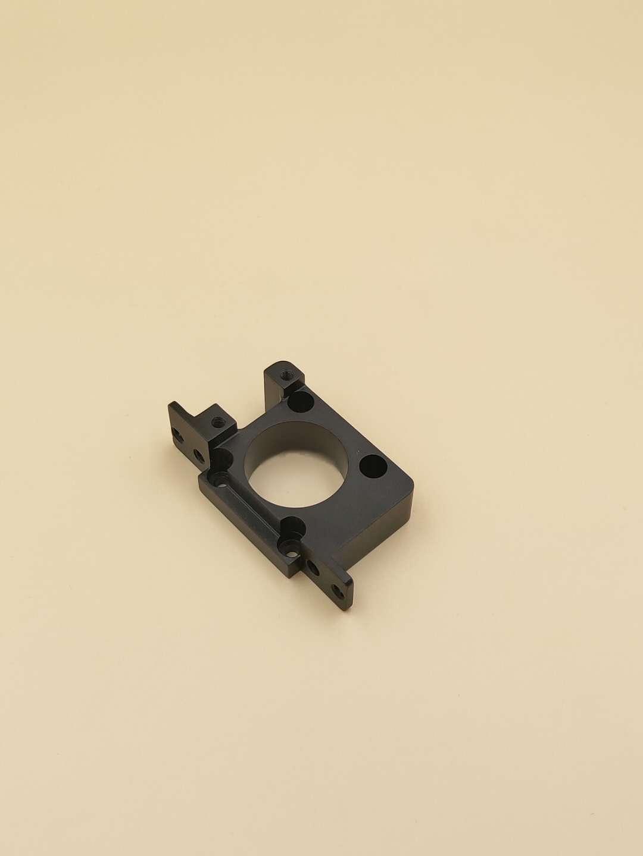 CNC machining ss 304 mechanical base