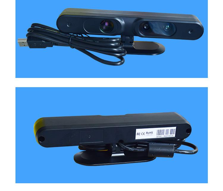 Primesense Carmine 1.09 Sensor Engineering Optical 3D Shoe Scanner For Scanning Shoes Human Body