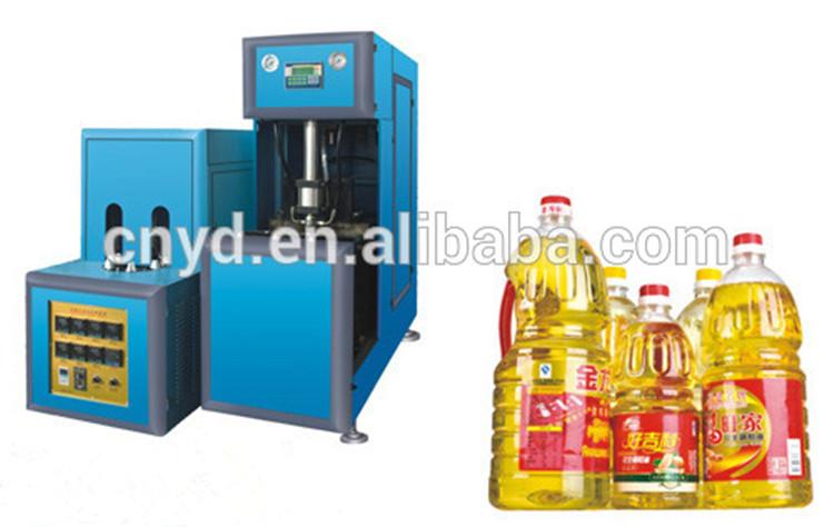 YD-5000 semi-automatic blow moulding machine