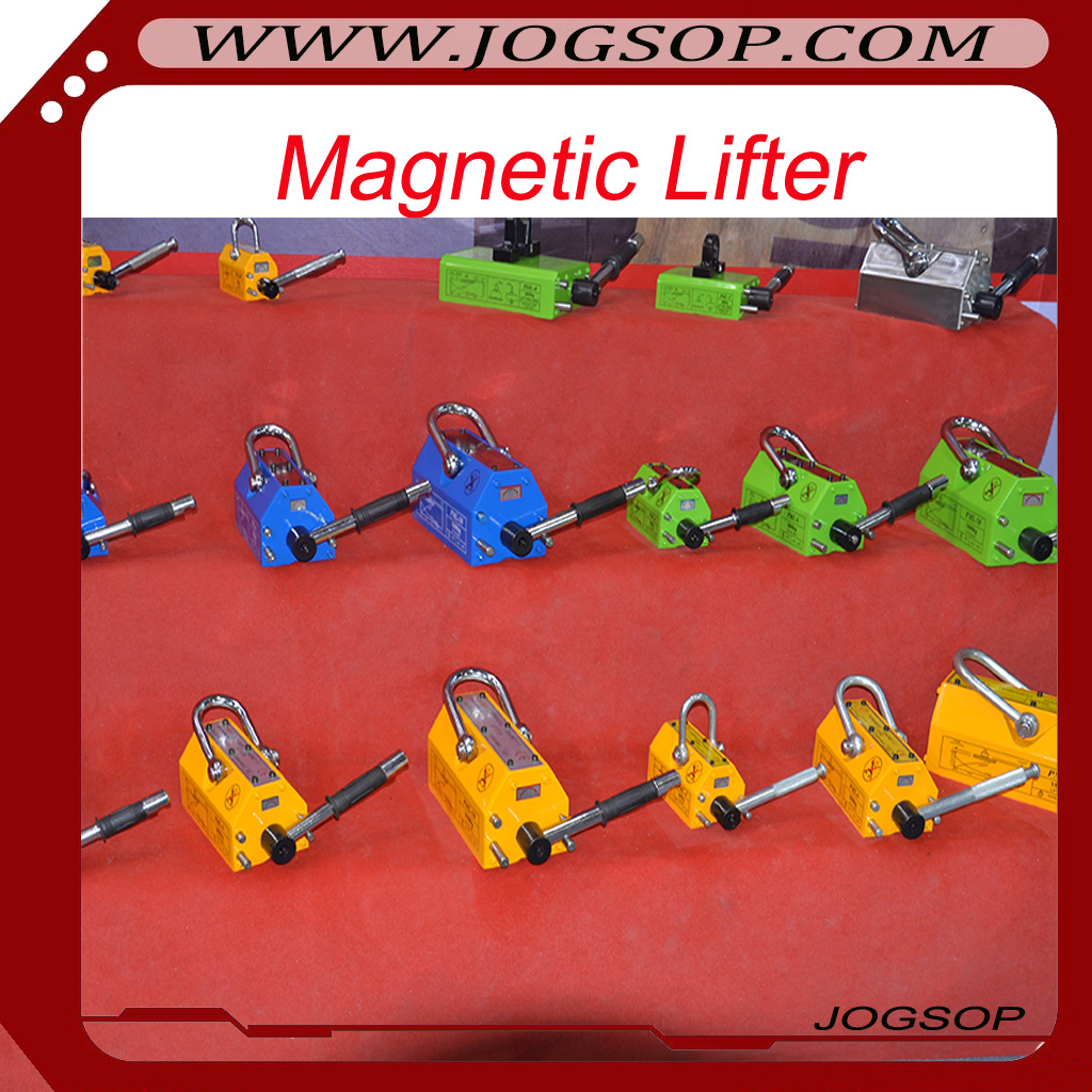 Heavy duty flat permanent magnetic lifter lifting magnets for sale