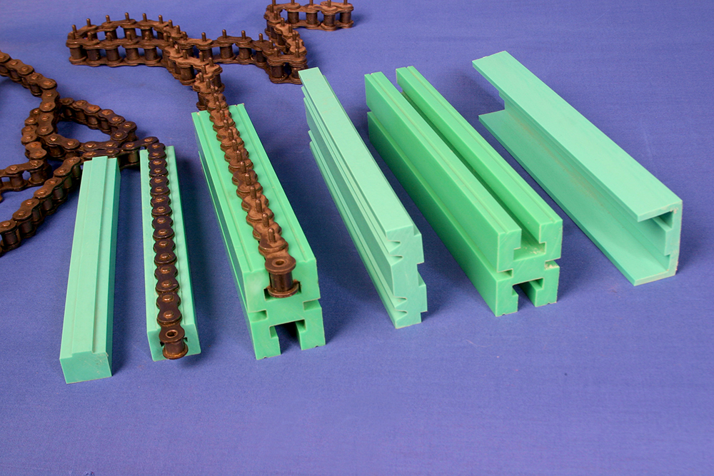 Uhmwpe Guiderails