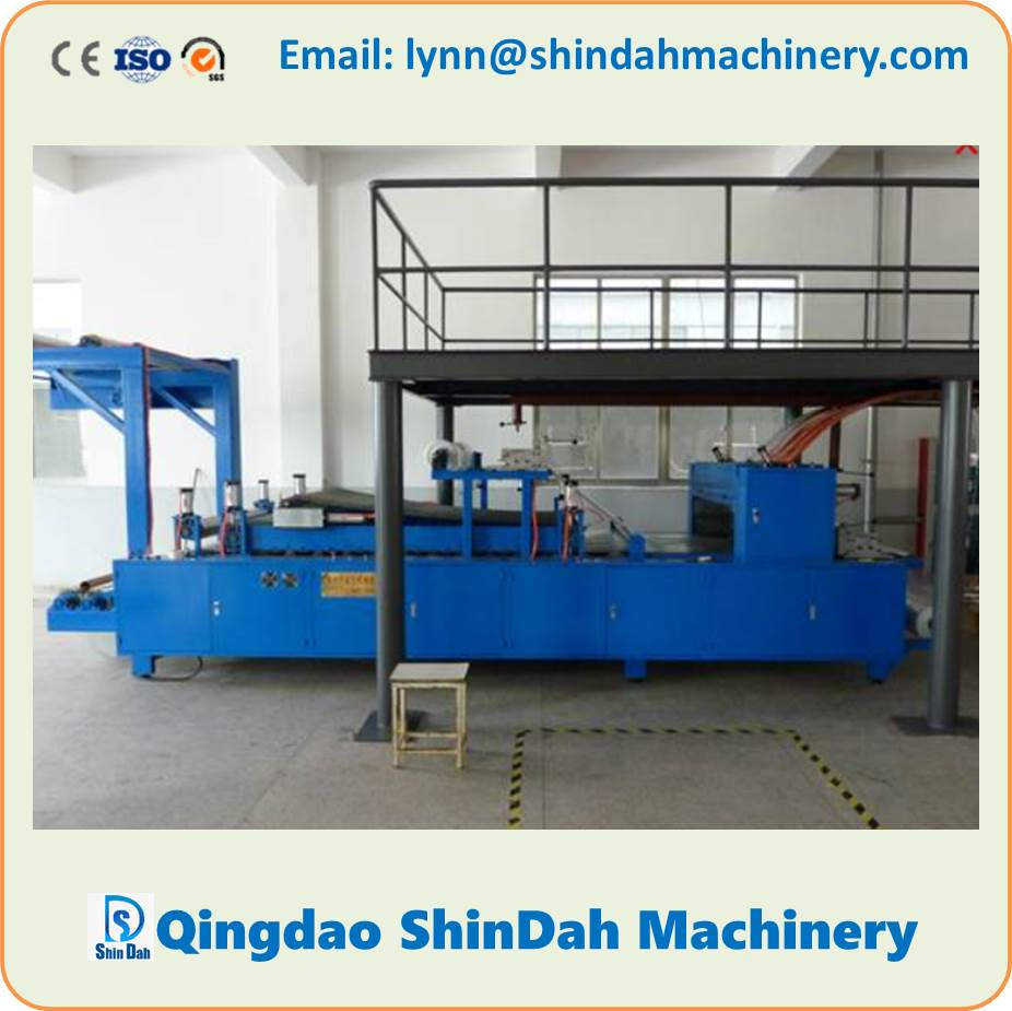 SMC Production Line, SMC Manhole Cover Machine, Sheet Molding Compound Machine, FRP Prepreg Machine