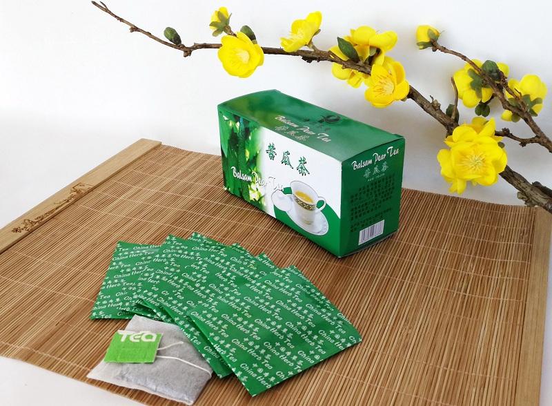Chinese Herbal Balsam Pear Tea bag