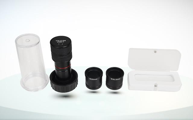 5M microscope eyepiece camera