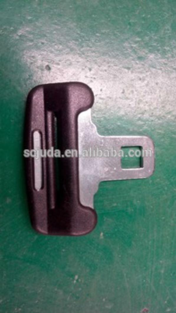 car seat belt tongue safety belt buckle