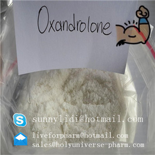 Oxandrolone Anavar female steroid Muscle building Cas 53-39-4