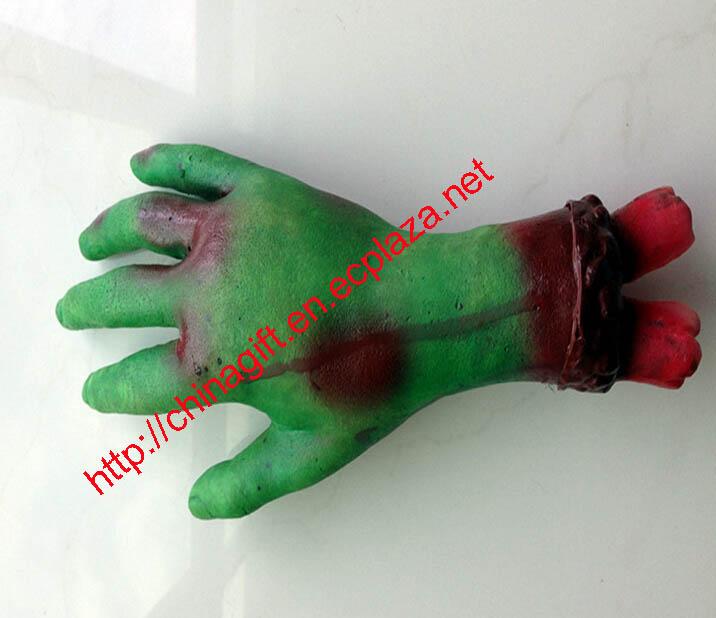 Halloween Biochemical Cutter Hand Prop