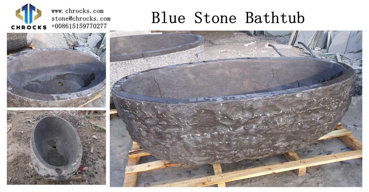 Blue Stone Bathtub,China Blue Limestone Bathtubs,Limestone Whirlpools,Natural Stone Bth Tub