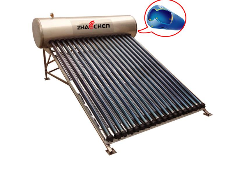 Porcelain Enamel pressurized solar water heater
