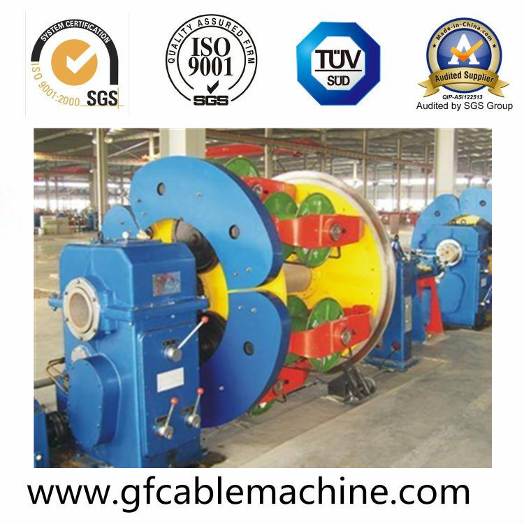 Cage Type Standing Machinery for Wire Cable