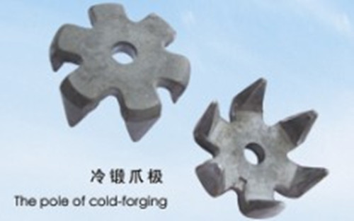 Claw Pole Cold Extrusion Steels, Precision Forging for Alternator for sale