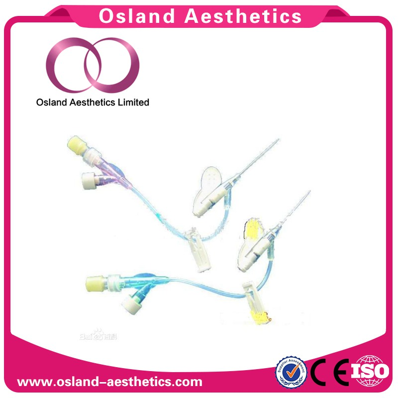 Type Y Safety I.V Cannula with Competitive Price Disposable Medical I.V Cannula Catheter