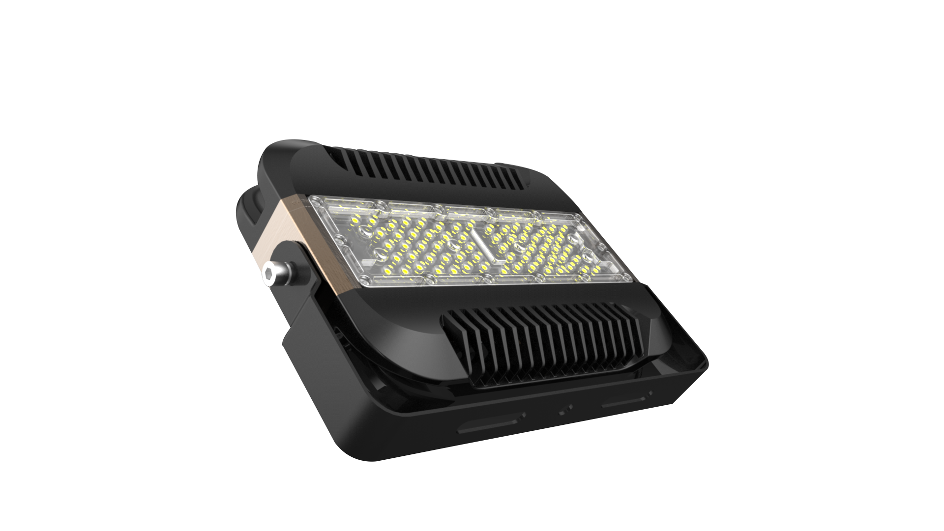 40W High Power LED Outdoor Industrial Flood Light 120lm/W LED Floodlight With CE RoHS