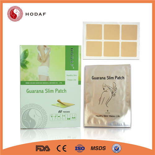 100% effective guarana slimming patch for Rapid healthy weight loss