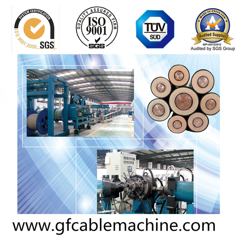 Triple Layer Co-Extrued CV Rubber Line