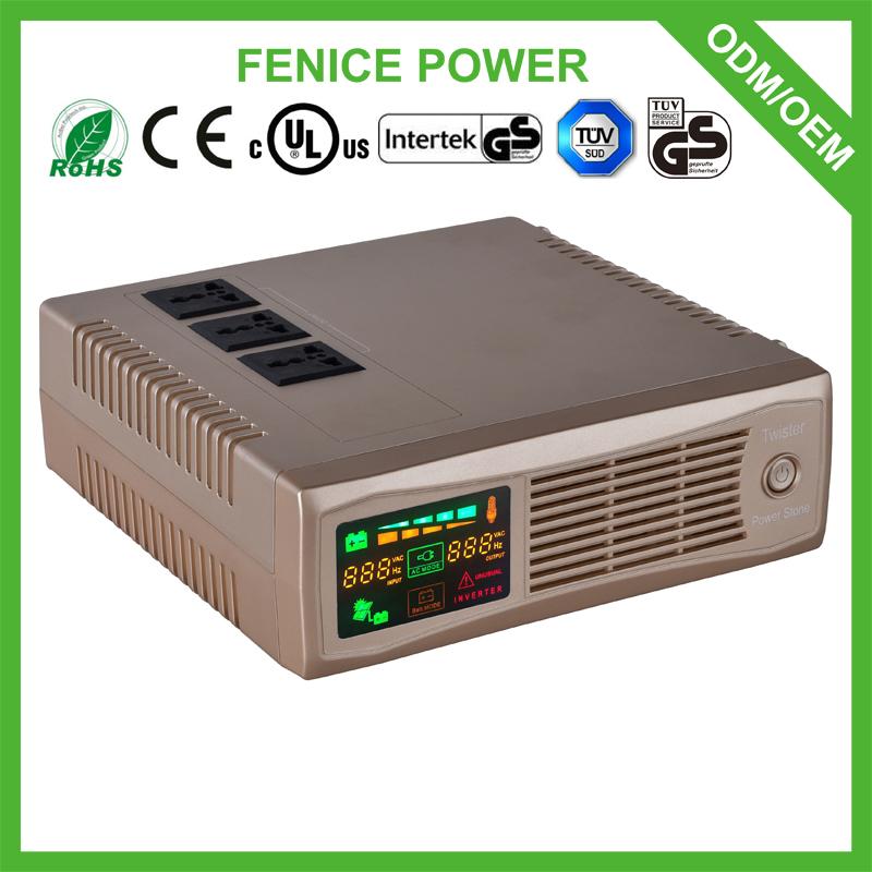 Universal socket inverter full load Charge Controller Widely Use 12V Home Inverter