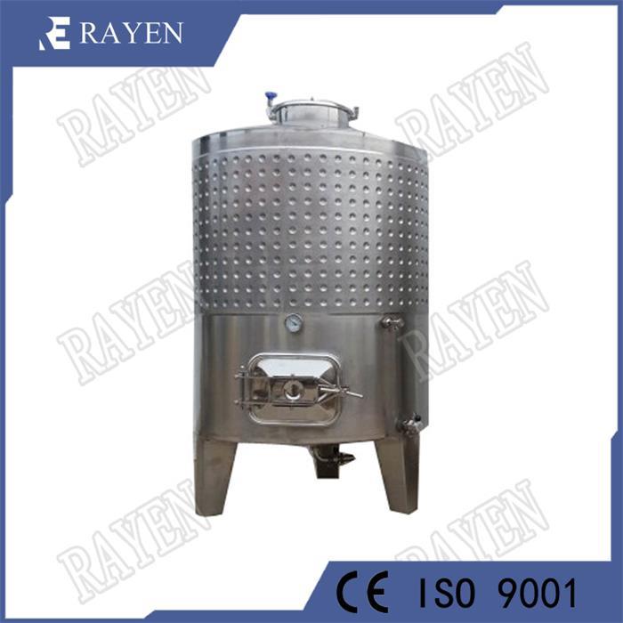 Stainless Steel SUS304 Tank Beer Vessel Fermentation Vessel