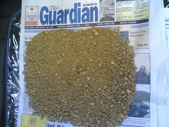 New arravalrs gold dust