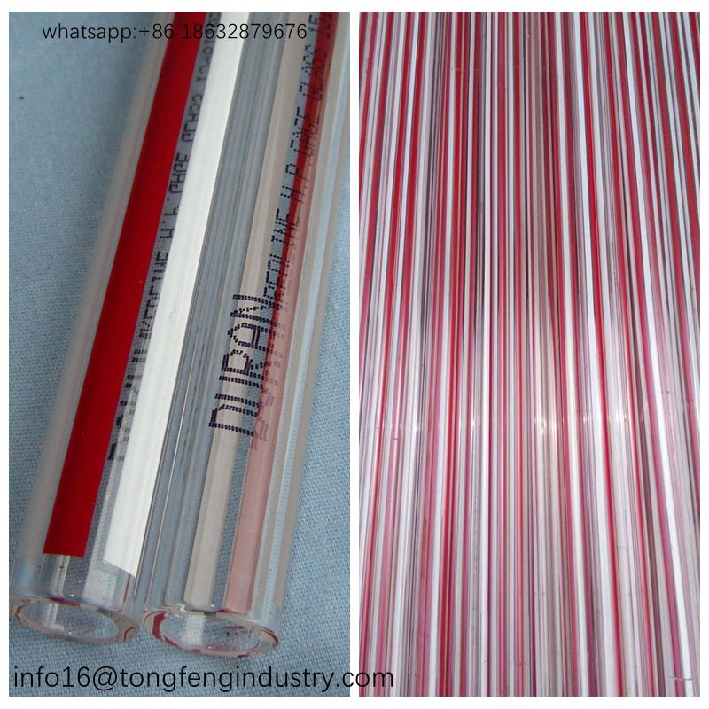 Tubular Gauge Glass - Redline