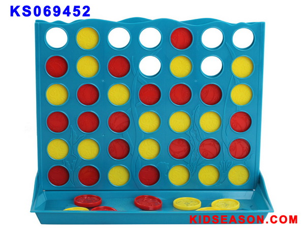 KIDSEASON funny board games toy line up 4 / connect 4 games