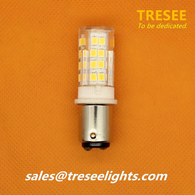Capsule BAY15D 1157 Light Bulb BA15D Sockel LED Lamp 3W SMD2835 CE