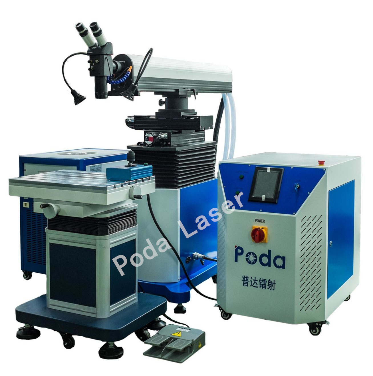 Automatic 3 Axis Welding Machine PD-W200D/W400D