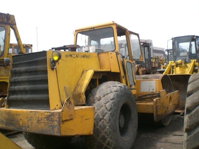 Used Dynapac road roller ton CA25 CA30 CA35 for sale