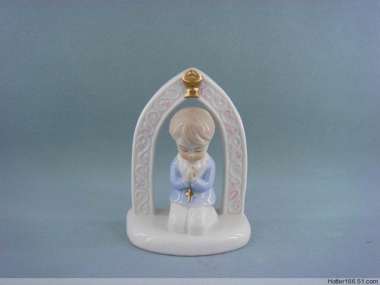 Ceramic Praying angel figurines,nativity figurines,christmas giftwares decoration, souvenirs, novelt