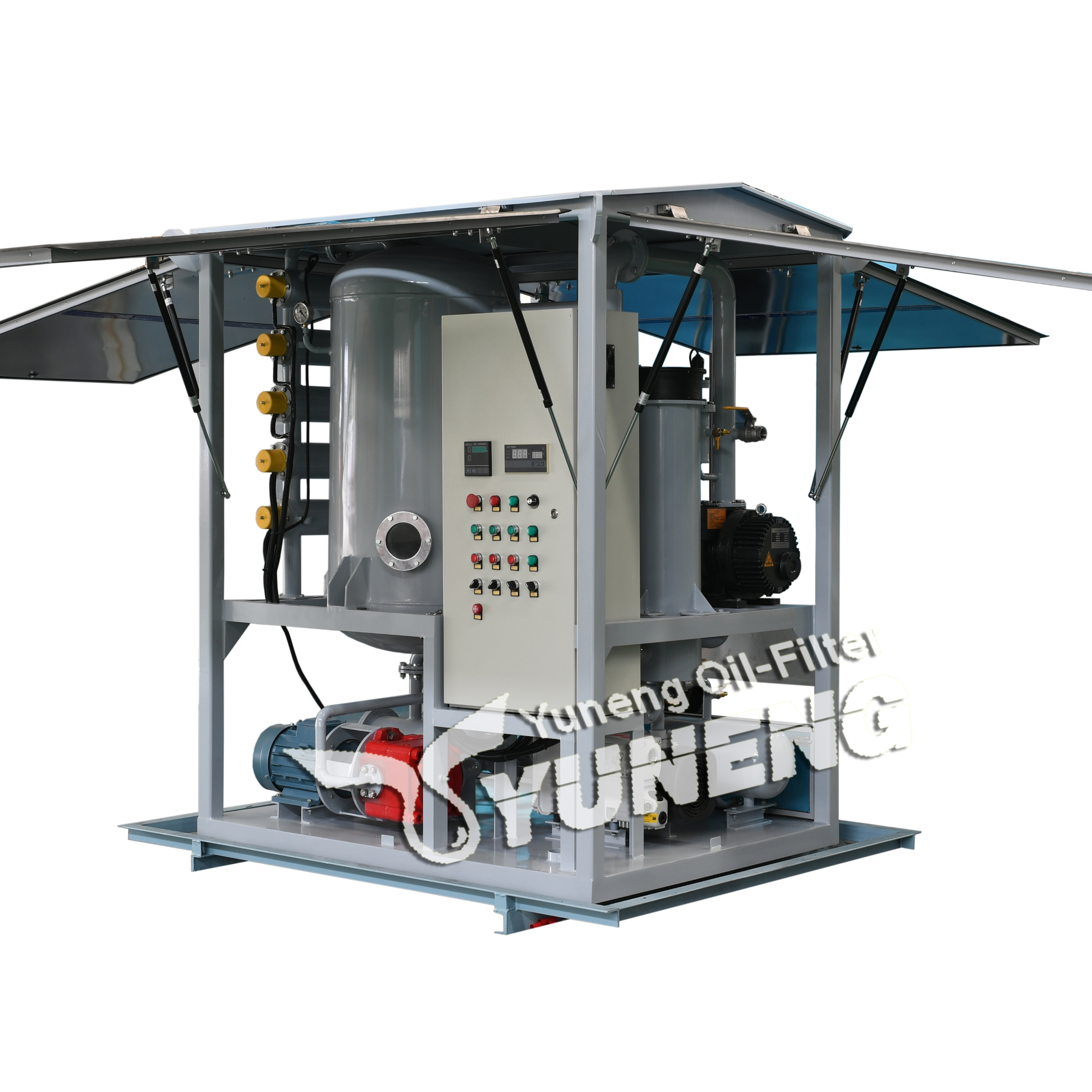 TJA series of uhv oil processing equipment