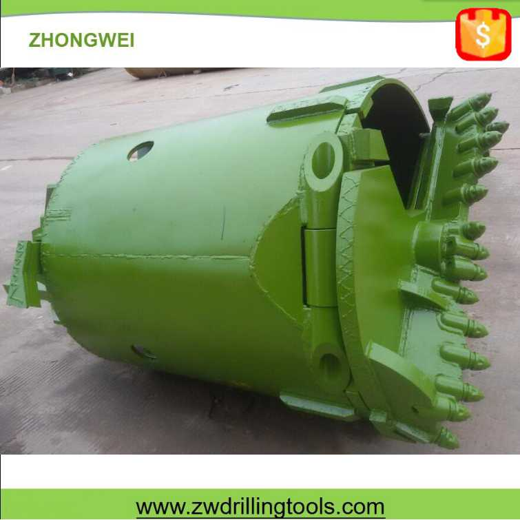 Rotary Drilling Rig 500mm - 3000mm Drilling Bucket