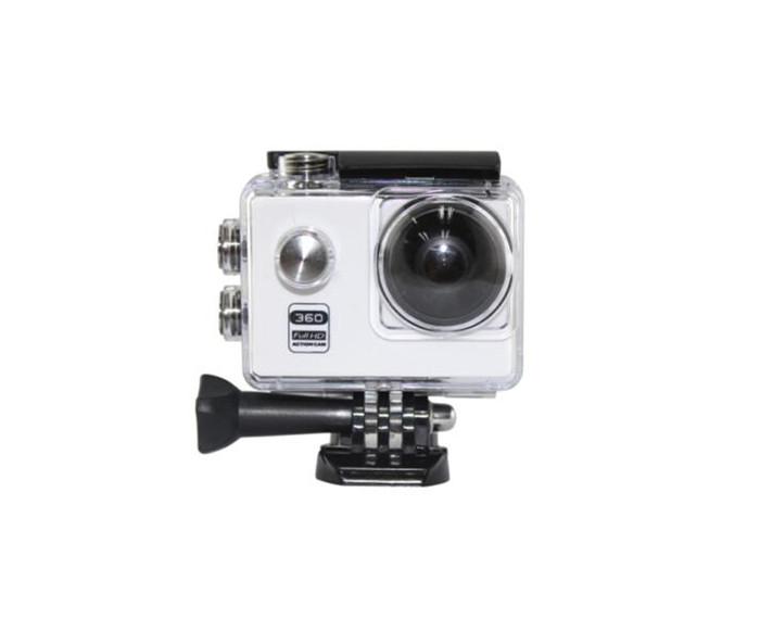 2017 New design 4k 360 action camera rotation camera