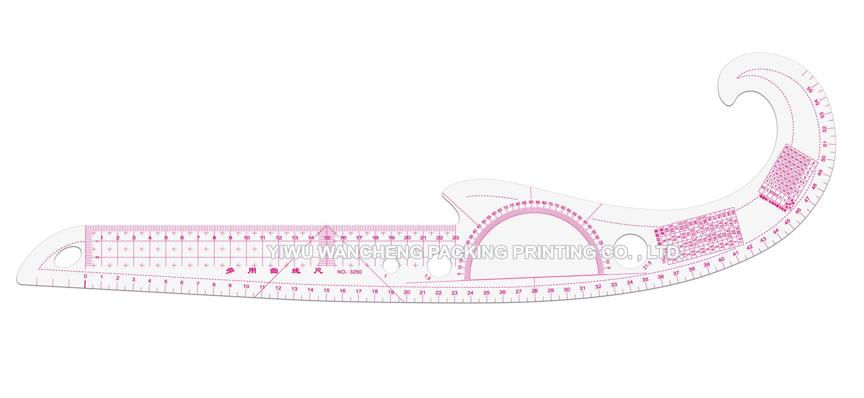 3250 Vary Form Curve Ruler for fashion designer - YIWU WANCHENG ...