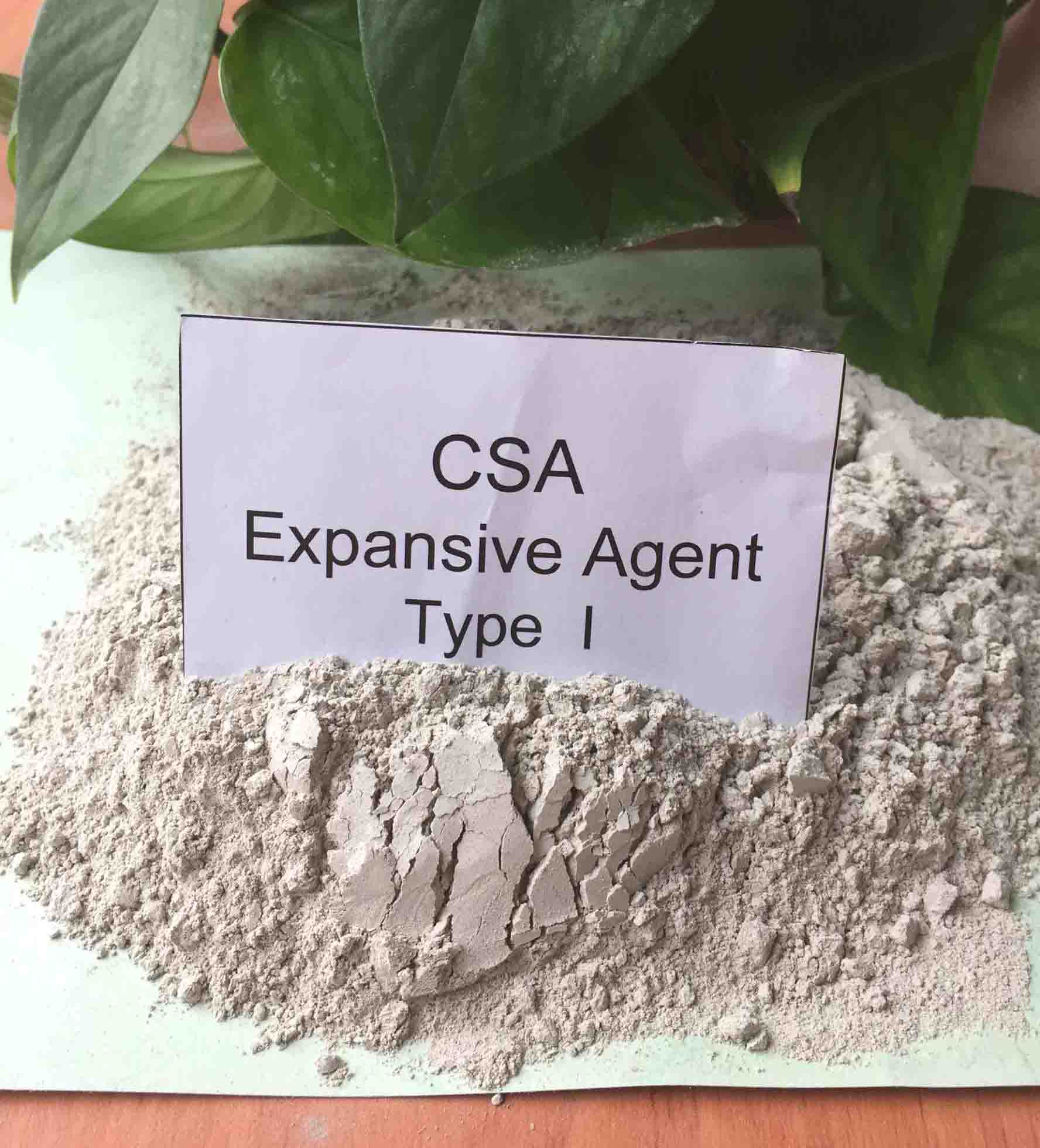High-efficiency CSA Expansive Agent Type 1