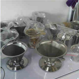 Stainless Steel Wire Mesh Coffee Infuser