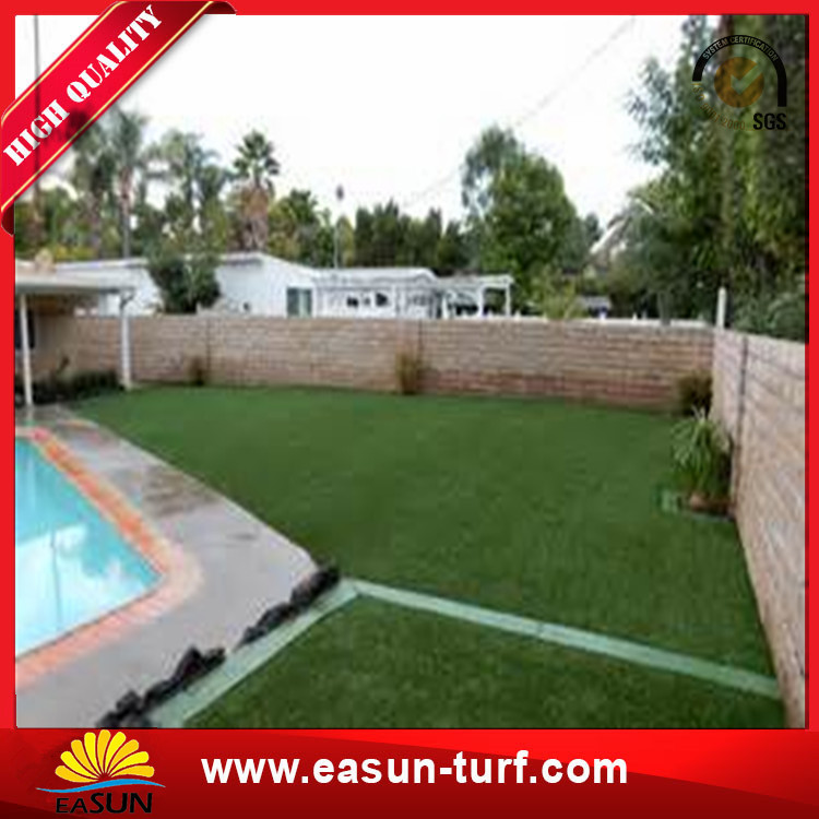 Natural Beautiful SyntheticGrassArtificial grass turf Lawn-Donut