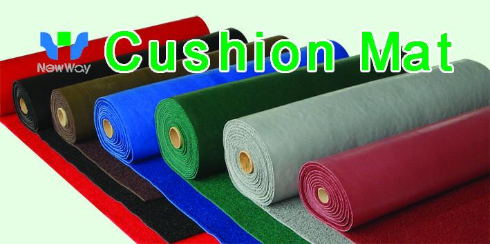 High Quality Vinyl Cushion Floor Mat