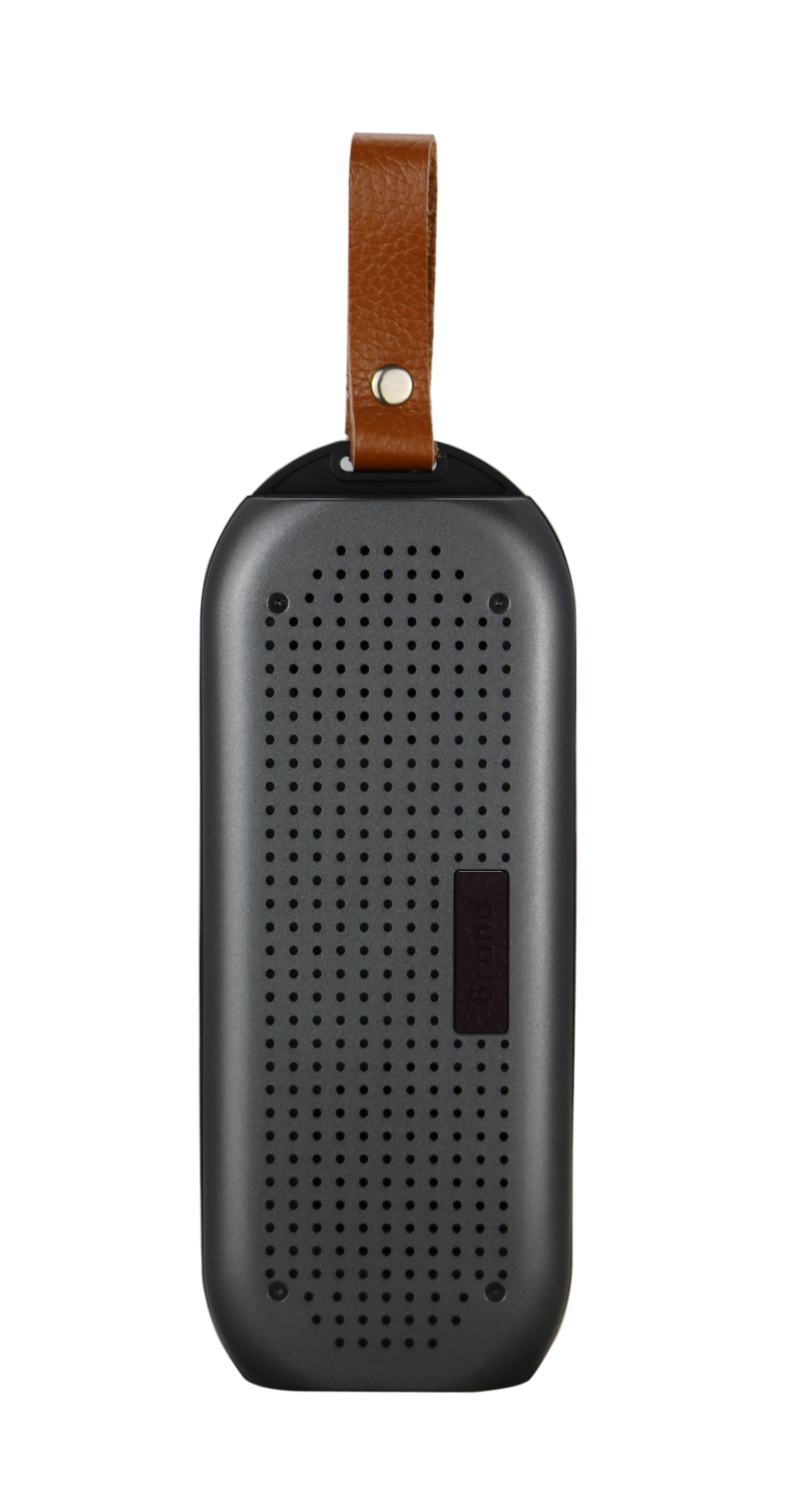 Outdoor Ultra Thin Bluetooth Speaker Dual 3W Speaker Waterproof Rating IPX7