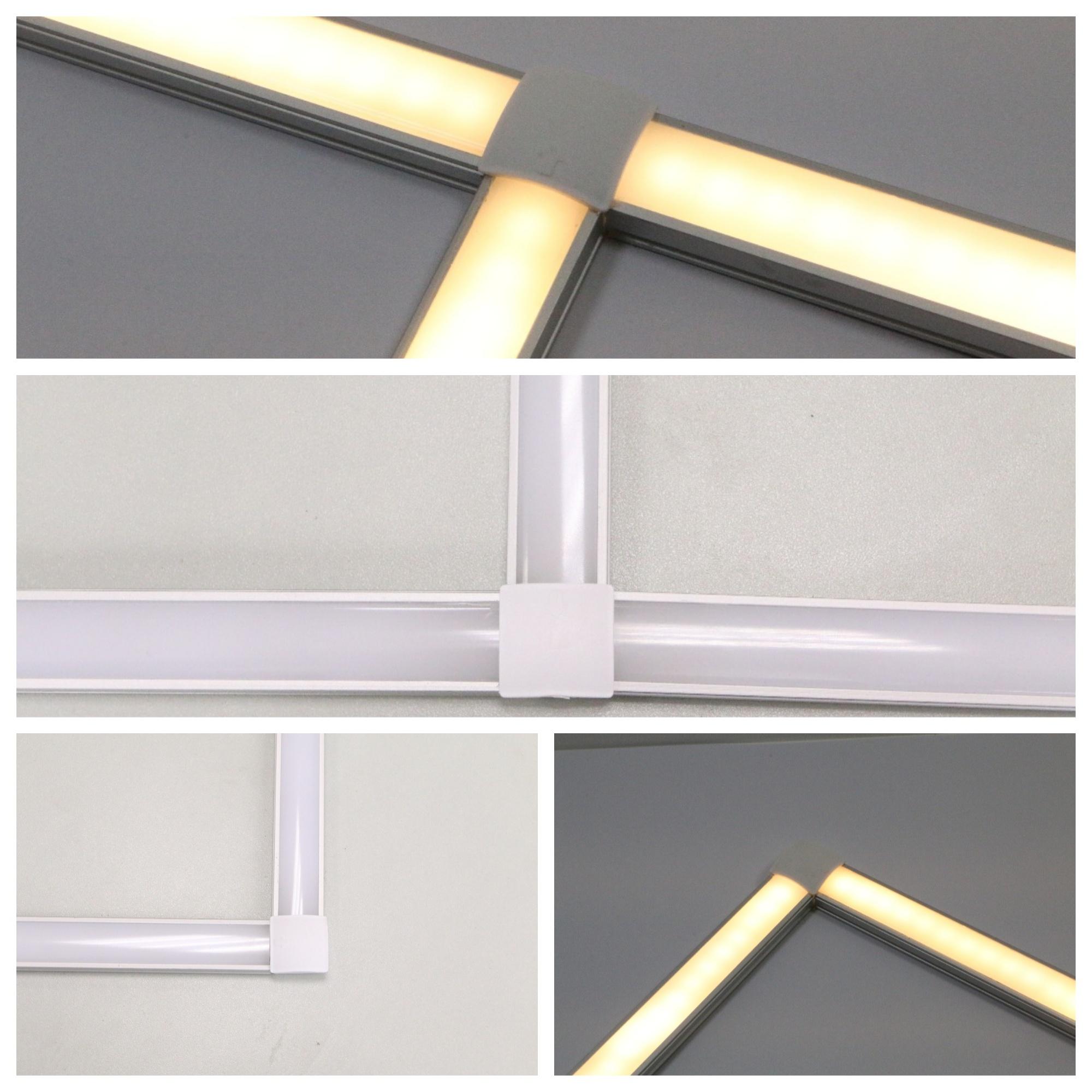 DC24V DIY led cabinet light 0.15m/0.30m/0.60m/0.90m/1.00m/1.20m