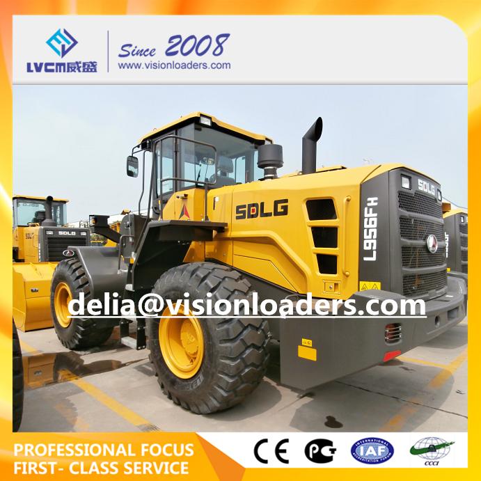 L956FH Wheel loader SDLG LG956L L956F L956FH Shovel loader for sale